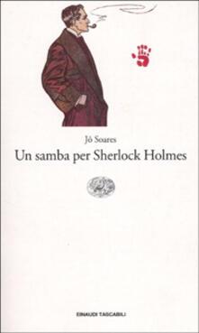 Radiospeed.it Un samba per Sherlock Holmes Image