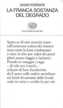 La franca sostanza del degrado.pdf