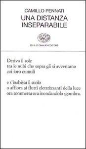 Libro Una distanza inseparabile Camillo Pennati