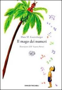 Il mago dei numeri - Hans Magnus Enzensberger - copertina