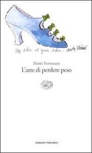 L' arte di perdere peso - Mario Fortunato - copertina