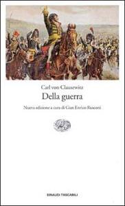 Della guerra - Karl von Clausewitz - copertina