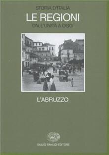 Antondemarirreguera.es Storia d'Italia. Le regioni dall'Unità a oggi. Vol. 15: L'Abruzzo. Image