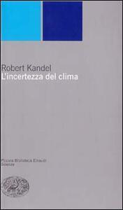 L' incertezza del clima