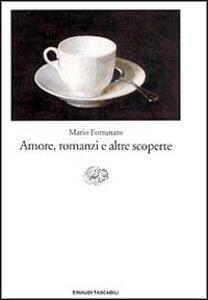 Amore, romanzi e altre scoperte