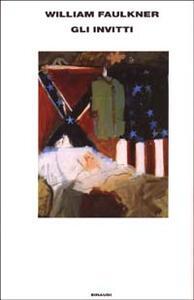 Gli invitti - William Faulkner - copertina