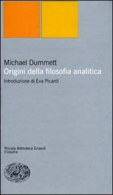 Vastese1902.it Origini della filosofia analitica Image