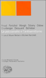 Libro Psicoanalisi e antisemitismo