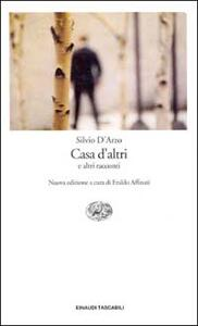 Casa d'altri e altri racconti - Silvio D'Arzo - copertina