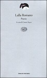 Libro Poesie Lalla Romano