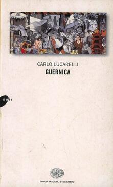 Guernica - Carlo Lucarelli - copertina