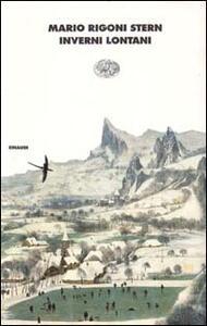 Inverni lontani - Mario Rigoni Stern - copertina