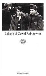 Foto Cover di Il diario di Dawid Rubinowicz, Libro di  edito da Einaudi