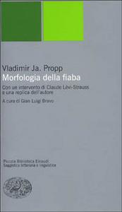 Libro Morfologia della fiaba Vladimir Propp
