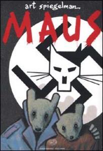 MAUS - Art Spiegelman - copertina
