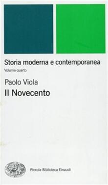 Premioquesti.it Storia moderna e contemporanea. Vol. 4: Il Novecento. Image