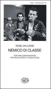 Nemico di classe - Nigel Williams - copertina