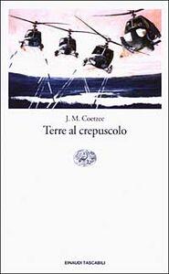 Libro Terre al crepuscolo J. M. Coetzee