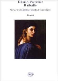 Vitalitart.it Il ritratto. Storie e teorie dal Rinascimento all'età dei Lumi Image