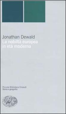 La nobiltà europea in età moderna.pdf