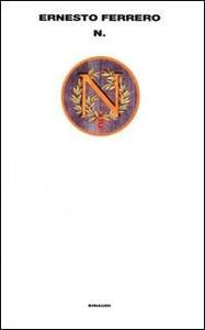 N. - Ernesto Ferrero - copertina