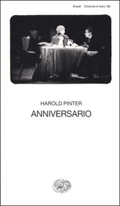 Libro Anniversario Harold Pinter