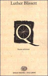 Libro Q Luther Blissett