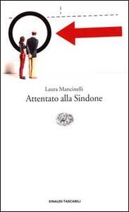Attentato alla Sindone - Laura Mancinelli - copertina