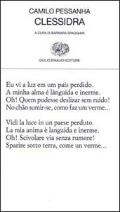 Libro Clessidra Camilo Pessanha