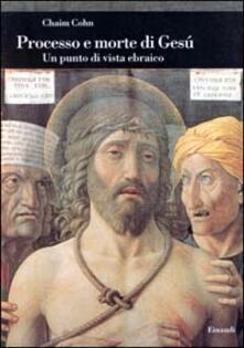 Winniearcher.com Processo e morte di Gesù. Un punto di vista ebraico Image