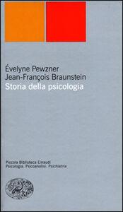Libro Storia della psicologia Evelyne Pewzner , Jean-François Braunstein