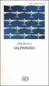 Valparaiso - Don DeLillo - copertina