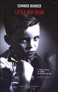 Libro Little boy blue Edward Bunker