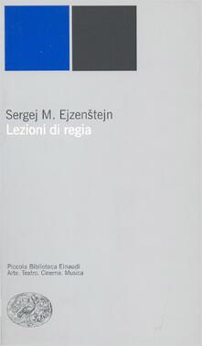 Letterarioprimopiano.it Lezioni di regia Image