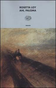Ahi, Paloma - Rosetta Loy - copertina