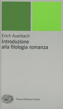 Capturtokyoedition.it Introduzione alla filologia romanza Image