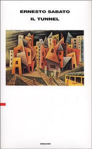 Il tunnel - Ernesto Sabato - copertina
