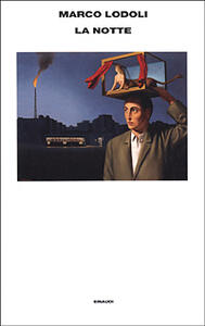 La notte - Marco Lodoli - copertina