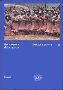 Enciclopedia della musica. Vol. 3: Musica e culture. - copertina