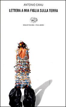 Lettera a mia figlia sulla Terra - Antonio Canu - copertina