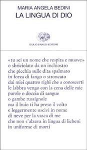 La lingua di Dio - Maria Angela Bedini - copertina