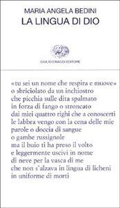 Libro La lingua di Dio M. Angela Bedini