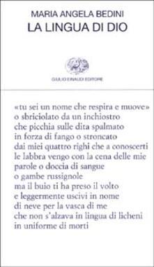 Filippodegasperi.it La lingua di Dio Image
