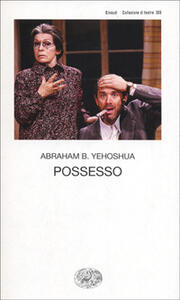 Possesso - Abraham B. Yehoshua - copertina