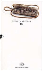 Eva - Nicoletta Vallorani - copertina