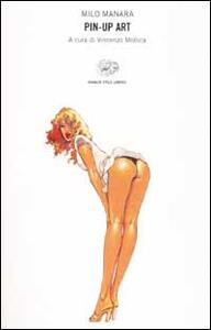 Pin-up art - Milo Manara - copertina