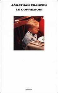 Libro Le correzioni Jonathan Franzen