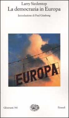 Premioquesti.it La democrazia in Europa Image