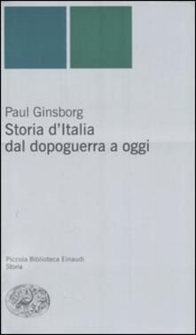 Antondemarirreguera.es Storia d'Italia dal dopoguerra a oggi Image
