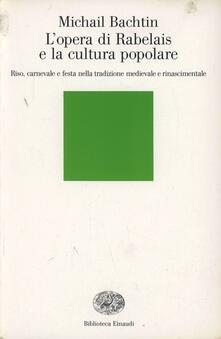 Camfeed.it L' opera di Rabelais e la cultura popolare Image